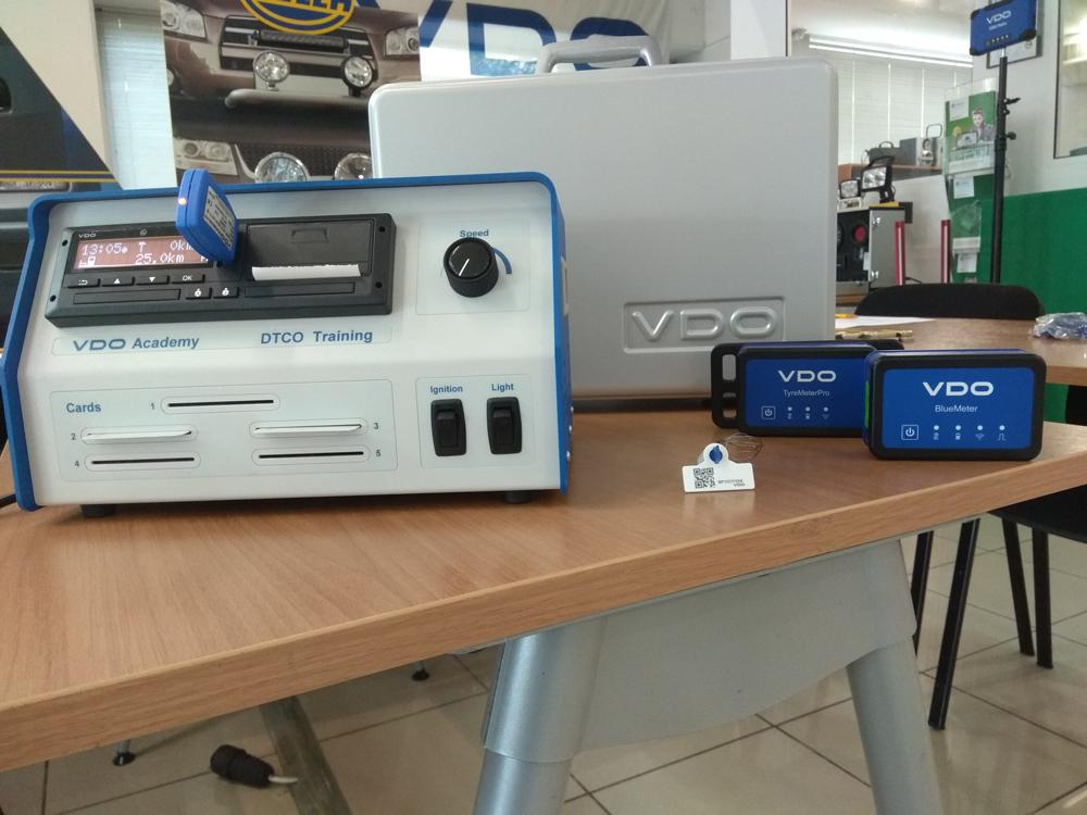 Νέο τεχνικό σεμινάριο για τους έξυπνους ψηφιακούς ταχογράφους VDO DTCO 4.0.