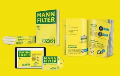 mann-filter catalogues