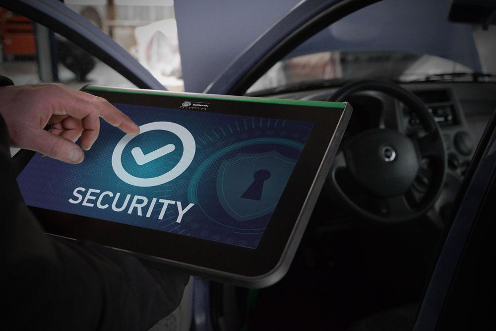 Η Εξουσιοδοτημένη Διάγνωση σε Οχήματα προστατεύει από την Πρόσβαση Τρίτων σε Δεδομένα
