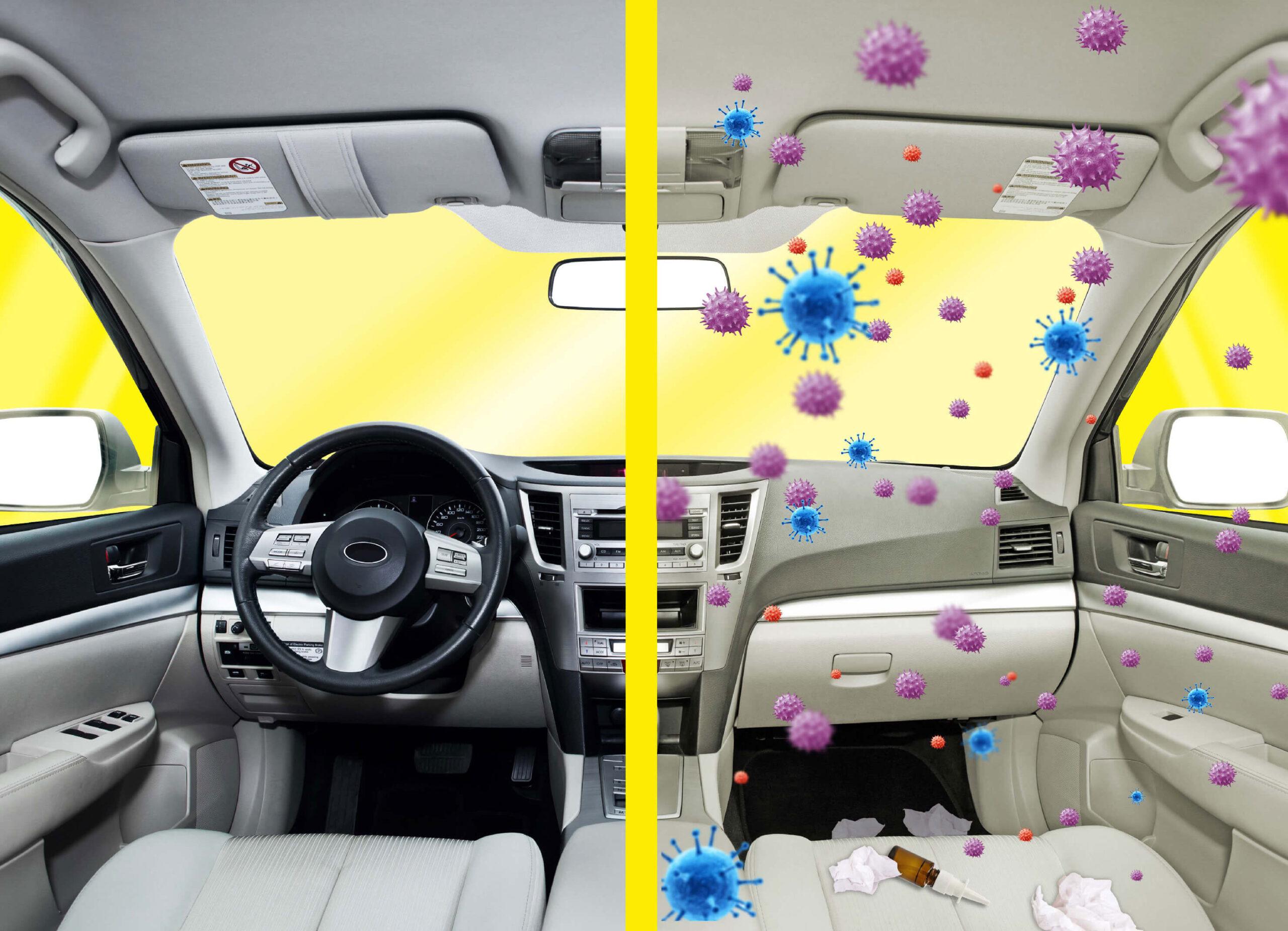 Το MANN-FILTER FreciousPlus εξασφαλίζει καθαρό αέρα στον εσωτερικό χώρο του οχήματος